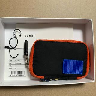 サカイ(sacai)のsacai × PORTER / ナイロンジップウォレット(折り財布)