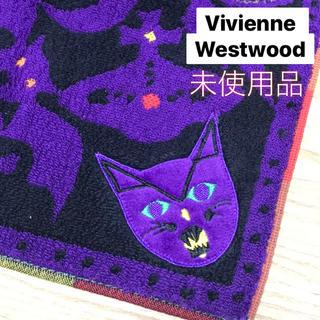 Vivienne Westwood - 未使用★ヴィヴィアン オーブ ハンカチ ミニタオル ハロウィン限定 モンスター