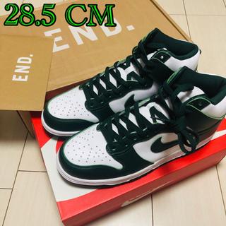 NIKE - 28cm  Nike DUNK HIGH SPARTAN GREEN