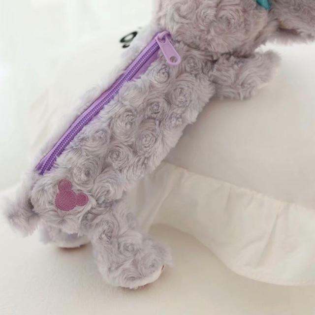 ステラ・ルー(ステラルー)の日本未発売 ステラルー  ペンケース 化粧ポーチ 小物入れ もこもこ 数量限定 エンタメ/ホビーのおもちゃ/ぬいぐるみ(キャラクターグッズ)の商品写真