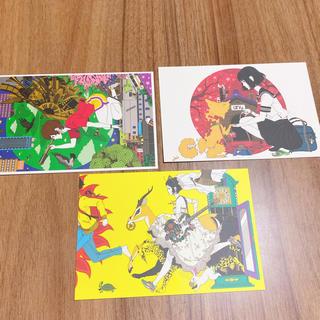中村佑介展 ポストカード クリアファイル(印刷物)