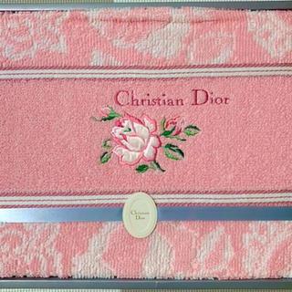 クリスチャンディオール(Christian Dior)のChristian Diorバスタオル Dior dior タオル バスタオル(タオル/バス用品)