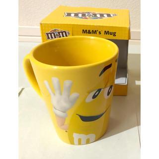 エムアンドエムアンドエムズ(m&m&m's)のM&M's Mug Cup Yellow(その他)