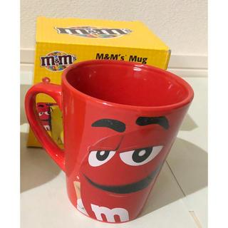 エムアンドエムアンドエムズ(m&m&m's)のM&M's Mug Red (その他)