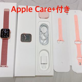 Apple Watch - AC+付き Apple Watch Series 5(GPSモデル)40mm