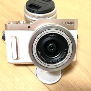 Panasonic - 【連休特価】Panasonic LUMIX gf10 Wレンズキット