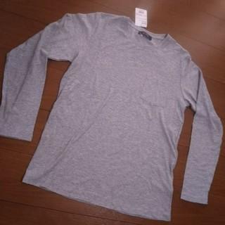 ナノユニバース(nano・universe)の新品タグつき ナノユニバース トレーナー シャツ(Tシャツ/カットソー(七分/長袖))