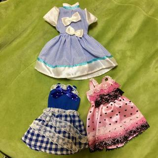 タカラトミー(Takara Tomy)のリカちゃん 洋服 ワンピース アウトフィット タカラトミー リカちゃん人形(ぬいぐるみ/人形)