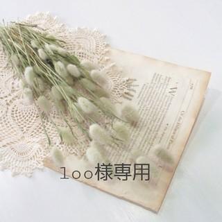 【loo.様専】スムージーセットアップ ベージュ&ピンク 110cm