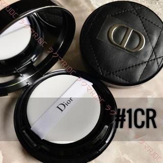 Dior - 【新品箱なし】1CR ディオールスキン フォーエヴァークッション 2020新製品