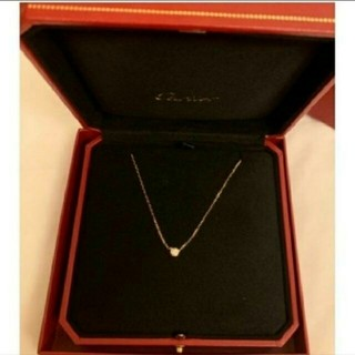 Cartier - カルティエ ディアマン レジェ ネックレスSM YG ダイヤモンド