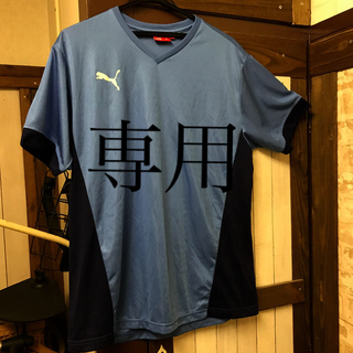プーマ(PUMA)のプーマ☆スポーツTシャツLL(ウェア)