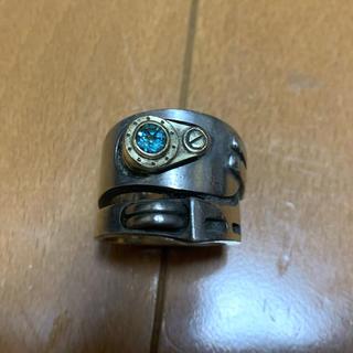 ドクターモンロー(Dr.MONROE)のDr MONROE メカニカルリング 旧モデル K18 ドクターモンロー(リング(指輪))