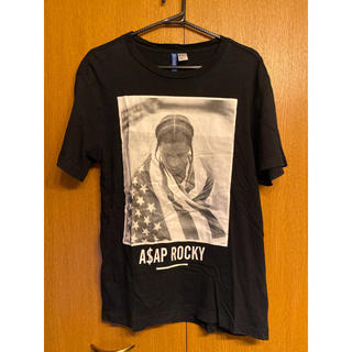 エイチアンドエム(H&M)の【H&M】メンズTシャツ半袖トップス Sサイズ(US)(Tシャツ/カットソー(半袖/袖なし))