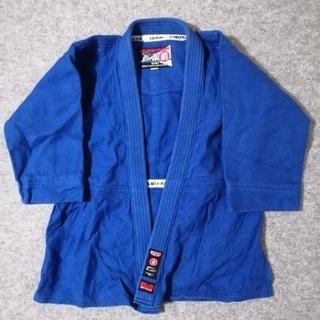柔術衣 上衣 青 2L(相撲/武道)