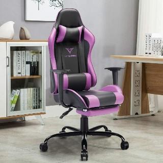 VITESSEゲーミングチェア ゲーミング椅子 ゲームチェア オフィスチェア (オフィスチェア)