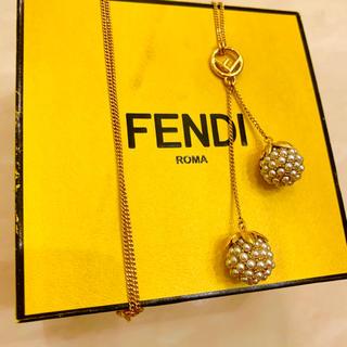フェンディ(FENDI)のFENDI  フルーツネックレス(ネックレス)