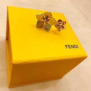 フェンディ(FENDI)のFENDI フラワー リング(リング(指輪))