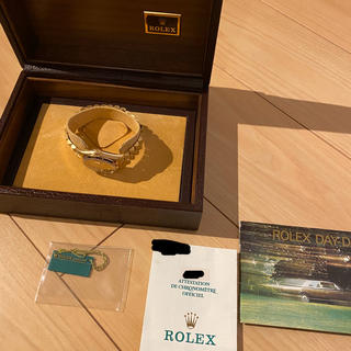 ROLEX - 【超美品・正規品】 ROLEX デイデイト 18038A R番 金無垢 ダイヤ