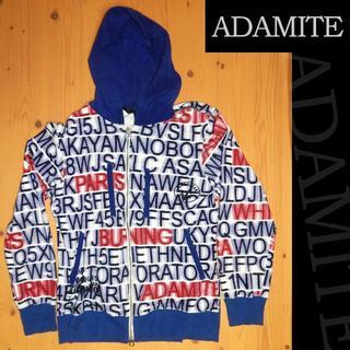 アダマイト(ADAMITE)のアダマイト|ADAMITE ジップアップパーカー 2(パーカー)