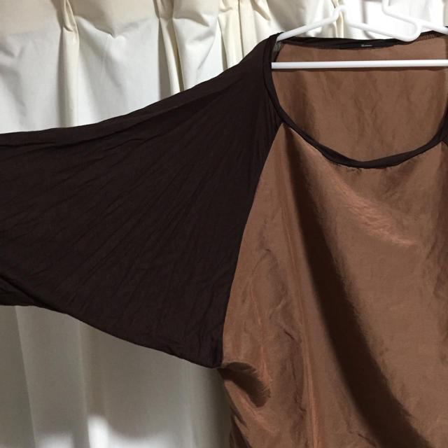 Edition(エディション)のEditionドルマンスリーブTシャツ レディースのトップス(シャツ/ブラウス(長袖/七分))の商品写真