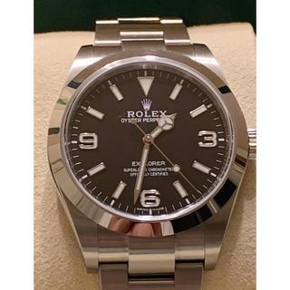 ROLEX - 新ギャランテー!超美品!ロレックス  エクスプローラー 214270