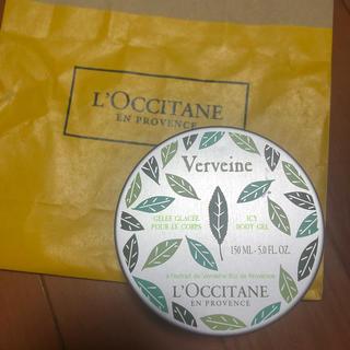 L'OCCITANE - ロクシタン ヴァーベナフローズンアイスジェル