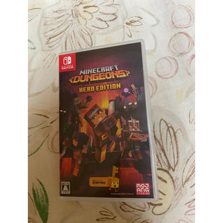 ニンテンドースイッチ(Nintendo Switch)のMinecraft Dungeons Hero Edition Switch(家庭用ゲームソフト)