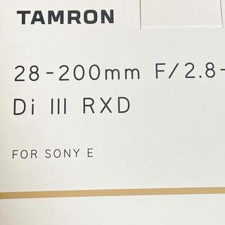 TAMRON - tamron 28-200mm F2.8-5.6 DiIII RXD A071