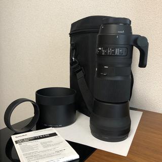 SIGMA - SIGMA シグマ 150-600mm 望遠レンズ EFマウント キヤノン