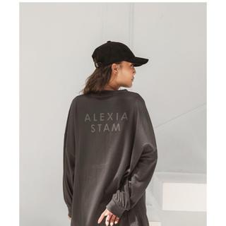 ALEXIA STAM - alexiastam ロゴT