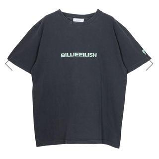 アメリヴィンテージ(Ameri VINTAGE)のAmeri VINTAGE グレー AMERI×BILLIEEILISH TEE(Tシャツ(半袖/袖なし))