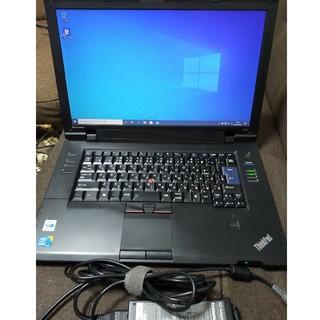 レノボ ThinkPad 512 SSD 120G/8G/Windows10  (ノートPC)