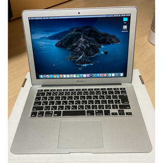 Mac (Apple) - MacBook Air 2017 美品・充放電8回