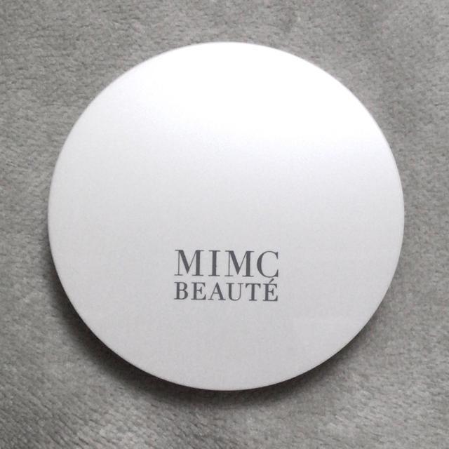 MiMC(エムアイエムシー)のMIMC BEAUTE  パウダーファンデーション コスメ/美容のベースメイク/化粧品(ファンデーション)の商品写真