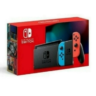 Nintendo Switch - Nintendo Switch ネオンブルー 18台