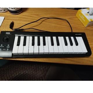 コルグ(KORG)のKORG USB MIDIキーボード(MIDIコントローラー)