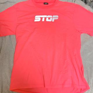 フィグアンドヴァイパー(FIG&VIPER)のFIG&VIPER ネオンピンク ビッグTシャツ(Tシャツ(半袖/袖なし))