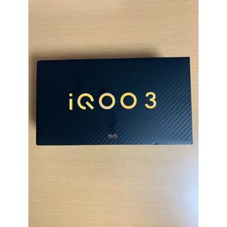 コスパ最強 Vivo IQOO3 5G 12/128