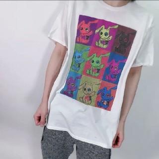 ファンキーフルーツ(FUNKY FRUIT)のNieR   色々ニーアちゃんTシャツ(シャツ/ブラウス(半袖/袖なし))
