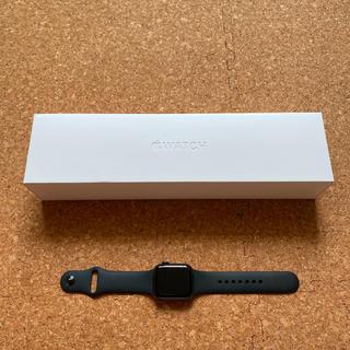 Apple Watch - Apple Watch Series 5(GPSモデル)-40mmスペースグレイ