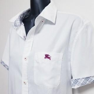 バーバリーブラックレーベル(BURBERRY BLACK LABEL)のBURBERRY BLACK LABELシャツ‼️(シャツ)