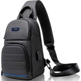 ボディバッグ ショルダーバッグ 斜め掛けバッグ 【USB充電ポート&大容量多機能