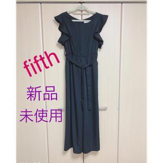 フィフス(fifth)の♡fifth フィフス♡ 新品・未使用品 オールインワン(オールインワン)