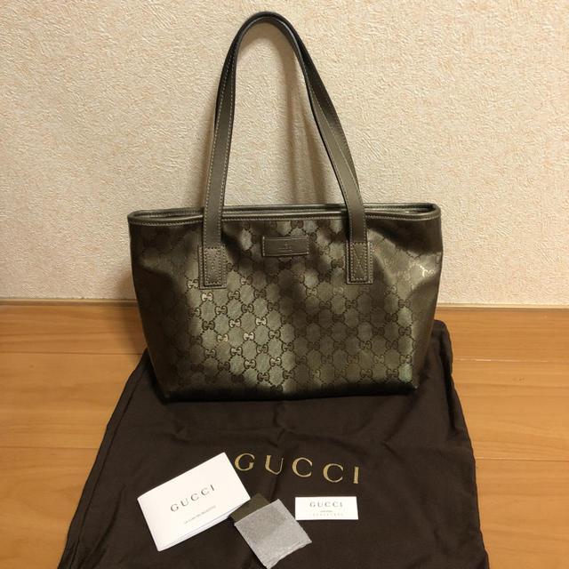 Gucci(グッチ)の本日限定値下げ価格GUCCIトートバッグ レディースのバッグ(トートバッグ)の商品写真