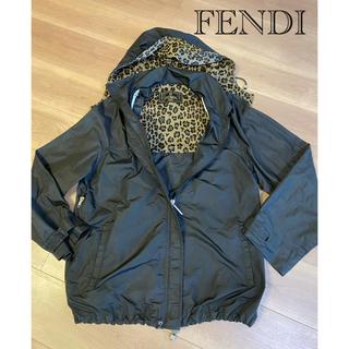 FENDI - 20日限定最終値下 FENDI ナイロンコート 44 直営店購入