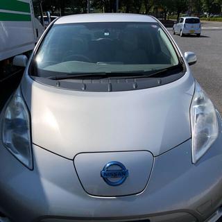 ニッサン(日産)のリーフ 2011年式 Gグレード 61000km 4年8月まで車検あり(車体)