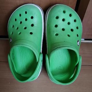 クロックス(crocs)のクロックス キッズサンダル(サンダル)