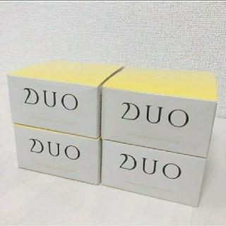 DUO クレンジングバーム クリア 4