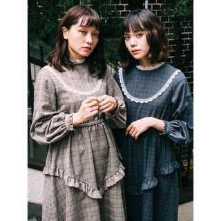 グリモワール(Grimoire)のLEBECCA boutique 祈るように待つワンピース(ロングワンピース/マキシワンピース)